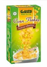 GIUSTO SENZA GLUTINE - CORN FLAKES - 250 G