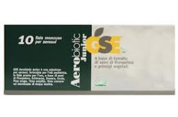 GSE AEROBIOTIC JUNIOR 10 FIALE MONOUSO DA 5 ML