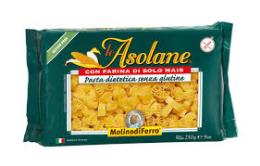 LE ASOLANE FARFALLE PASTA SENZA GLUTINE CON MAIS - 250 G