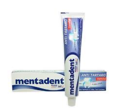 MENTADENT DENTIFRICIO FAMILY ANTITARTARO - 75 ML