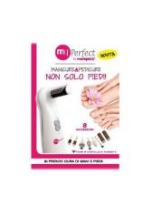 MQ PERFECT BY MANIQUICK MANICURE AND PEDICURE - 8 ACCESSORI