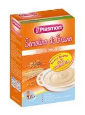 PLASMON CREMA DI CEREALI - SEMOLINO DI GRANO - DA 4 A 36 MESI - 230 G