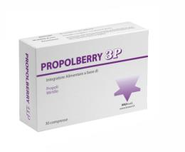 PROPOLBERRY 3P 30 COMPRESSE