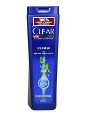 SHAMPOO CLEAR ANTIFORFORA UOMO ICE FRESH 250 ML