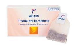 WELEDA TISANA PER LA MAMMA - 20 BUSTINE DA 2 G
